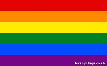 Rainbow  (Gay Pride)